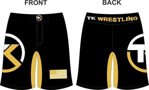 TK Fighter Shorts