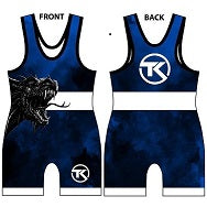 TK DRAGON SINGLET
