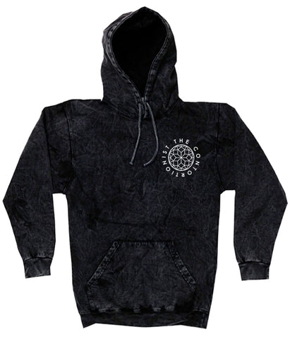 The Contortionist Mother Sun Mineral Wash Hooded Sweatshirt