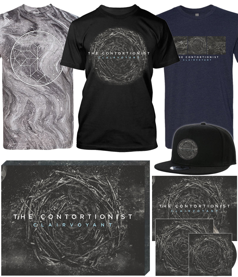 The Contortionist Clairvoyant Bundle #6