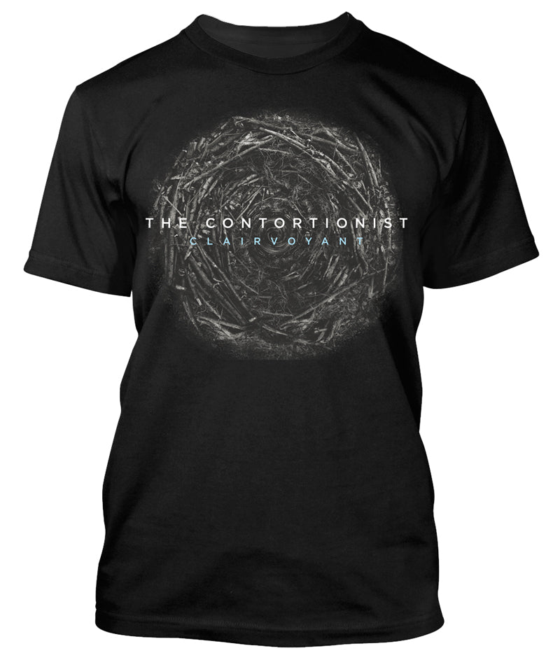 The Contortionist Clairvoyant Album Cover Shirt