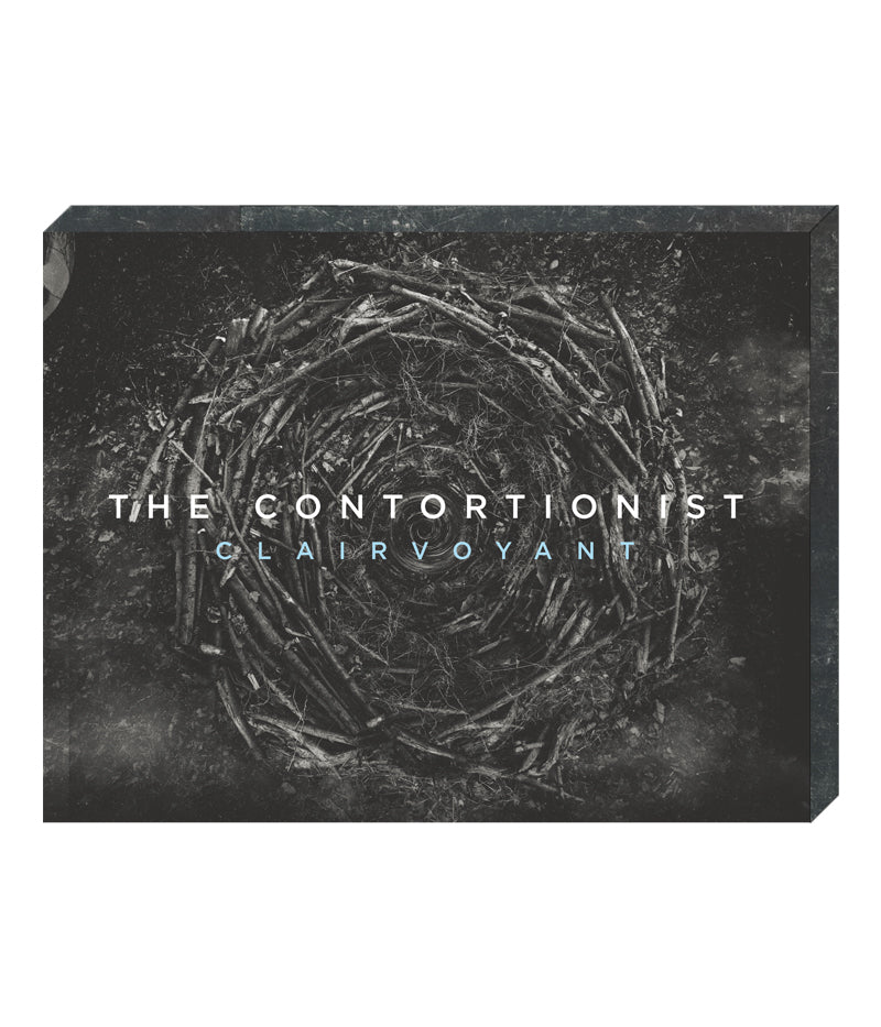 The Contortionist Clairvoyant Canvas Print