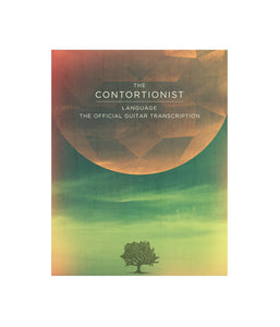 The Contortionist Language Official Guitar Tab Book Download