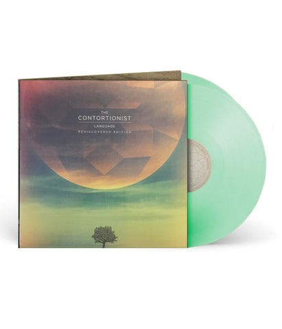 The Contortionist - Language Rediscovered Vinyl (Green)