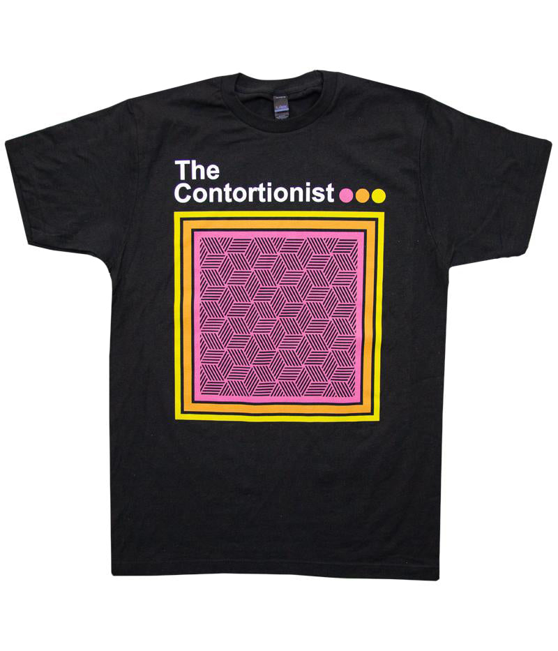 The Contortionist Square Pattern Shirt