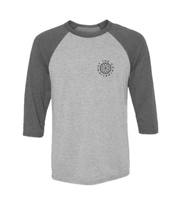 The Contortionist Mother Sun Raglan Shirt