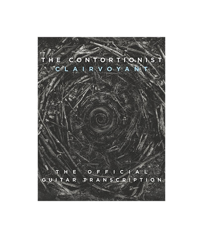 The Contortionist Clairvoyant Official Guitar Tab Book Download