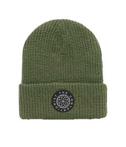 The Contortionist Mother Sun Dock Beanie (Army)
