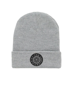The Contortionist Mother Sun Dock Beanie (Grey) **Preorder - Ships 12/11