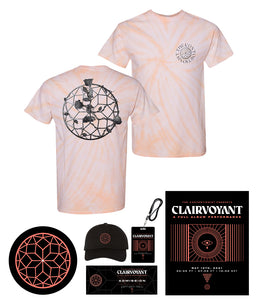 The Contortionist Clairvoyant A Full Album Performance Bundle #2 *PREORDER SHIPS 6/4