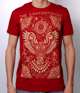 The Contortionist Owl Shirt