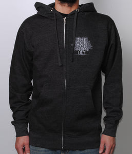 The Contortionist Language Zip Hooded Sweatshirt