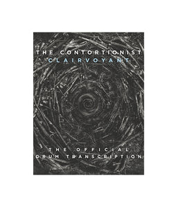 The Contortionist Clairvoyant Official Drum Tab Book Download