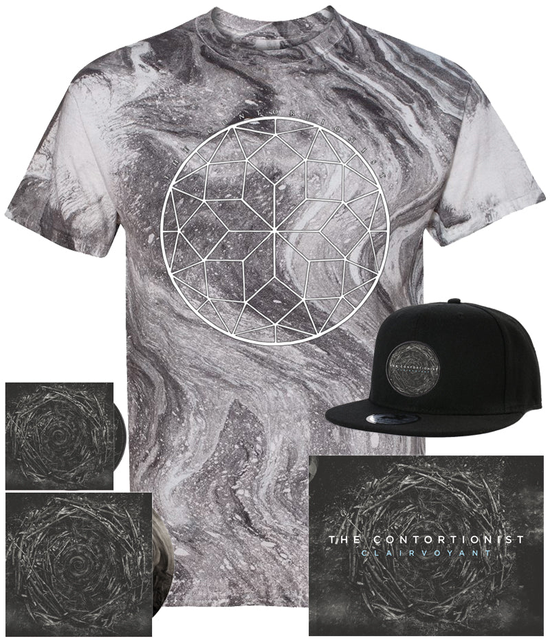 The Contortionist Clairvoyant Bundle #5