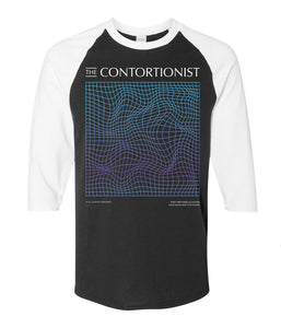 The Contortionist Drag Us Raglan **Preorder - Ships 12/09