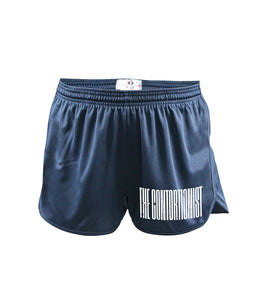 The Contortionist Expand Logo Running Shorts (Navy)