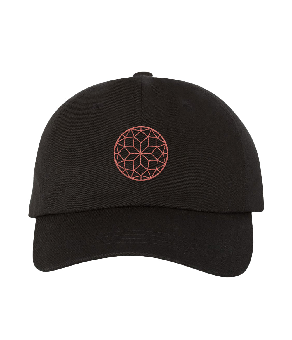 The Contortionist Clairvoyant A Full Album Performance Dad Hat *PREORDER SHIPS 6/4