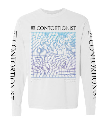 The Contortionist Drag Us Long Sleeve Shirt