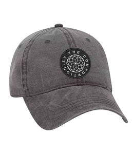 The Contortionist Mother Sun Patch Garment Dyed Dad Hat **Preorder - Ships 12/11