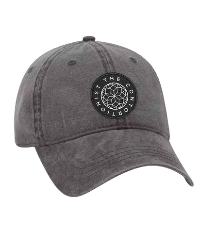 The Contortionist Mother Sun Patch Garment Dyed Dad Hat