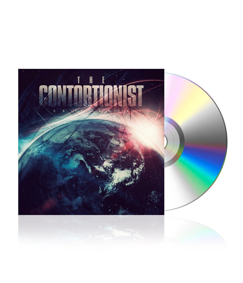 The Contortionist - Exoplanet CD