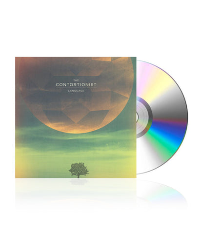 The Contortionist - Language CD