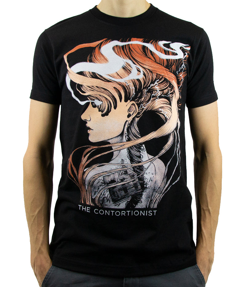 The Contortionist Tornado Shirt
