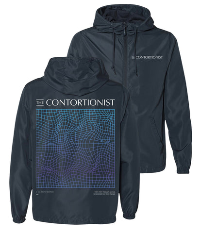 The Contortionist Drag Us Windbreaker Jacket
