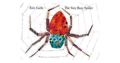 The Very Busy Spider [Boardbook]