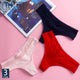 Thong Panties Cotton Sexy Lace Underwear Women Briefs Panty 3pcs/lot
