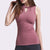 Women's Active Yoga Shirt Fitness