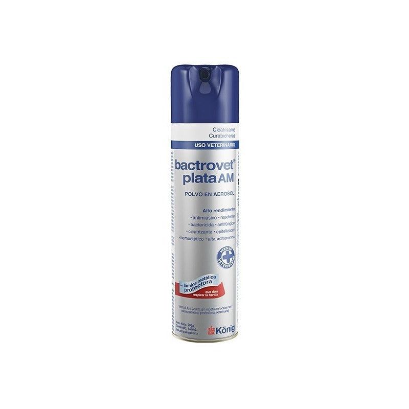 Bactrovet Plata Spray 228 Ml Curabicheras