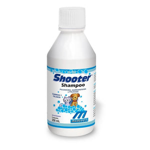 Shampoo Antipulgas Y Garrapatas Shooter 250ml