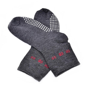Self-Heating Therapeutic Anti Inflammation Tourmaline Crystal Socks | BUY 1, GET 2 FREE