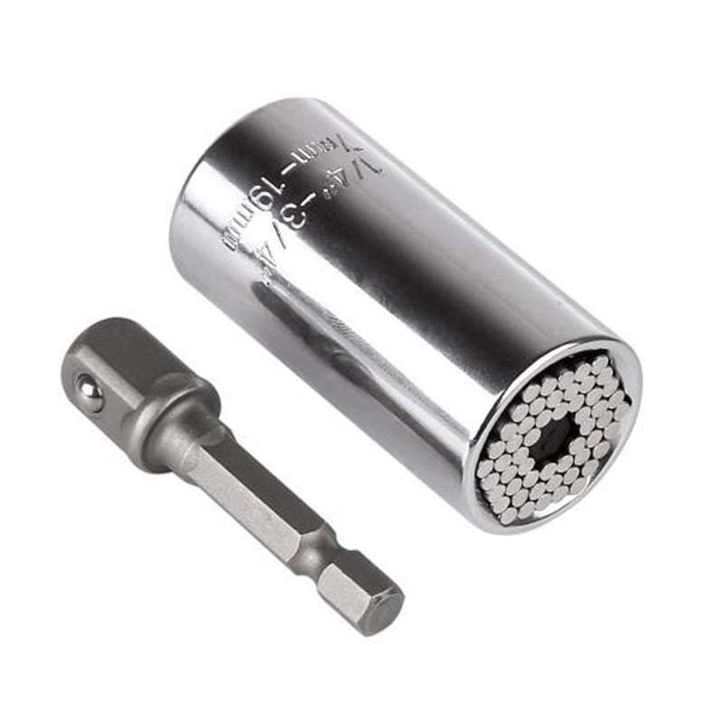 48-in-1 Socket Wrench WITH FREE UNIVERSAL SOCKET GRIP