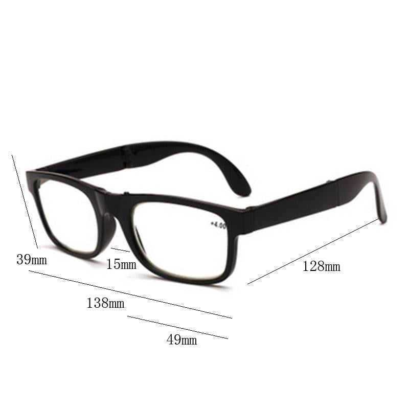 BLUBLOCK FOLDING READING GLASSES | BUY 1, GET 2 FREE