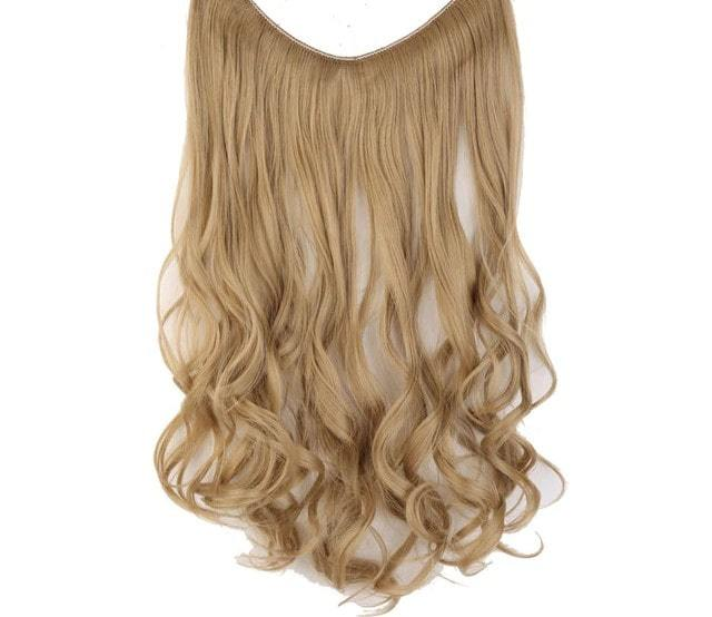 Invisible Halo Hair Extensions | BUY 1, GET 2 FREE