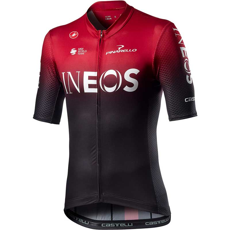 Team INEOS Competizione Jersey Dark Red