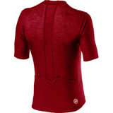 Team INEOS Summer Wool Jersey - Dark Red