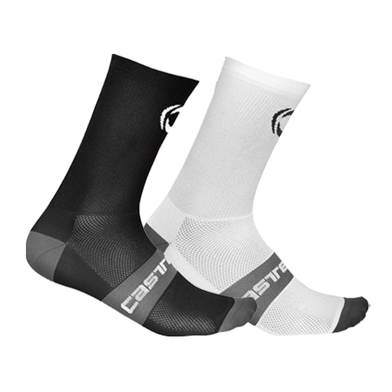 Team INEOS Free Sock Bundle Black/White