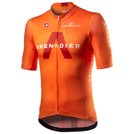 INEOS Grenadiers Competizione Training Jersey Orange