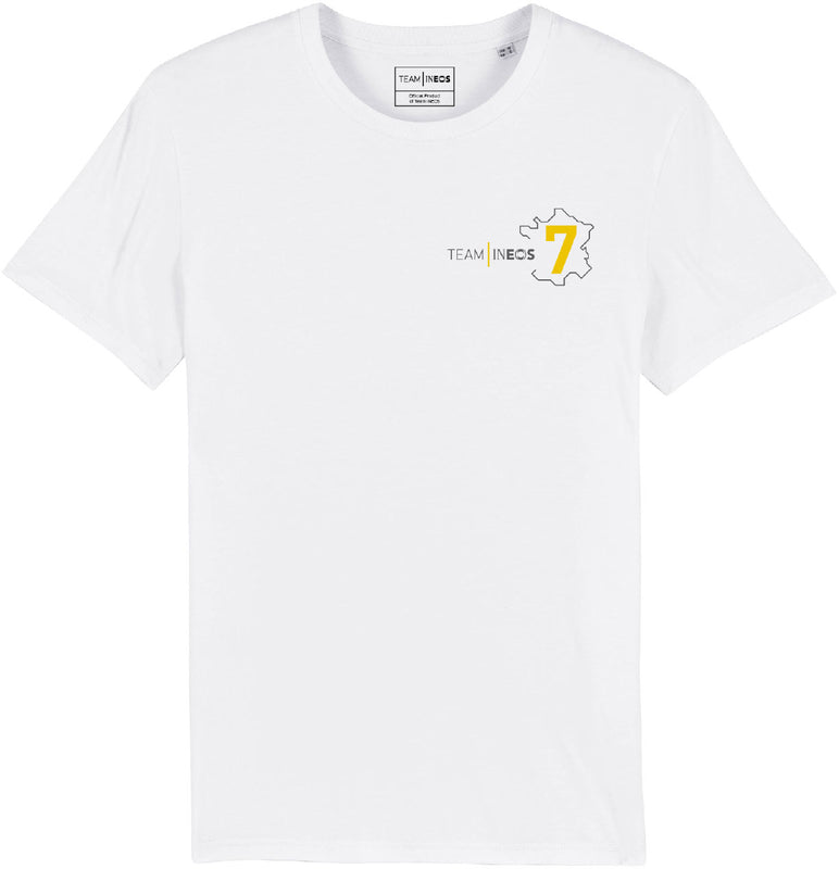 Team INEOS Tour de France 2019 Celebration Short Sleeve T-Shirt