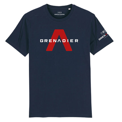 INEOS Grenadiers Logo Short Sleeve T-Shirt