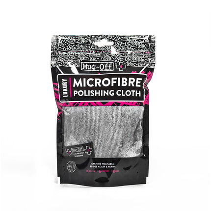 Muc-Off Premium Microfibre Polishing Cloth