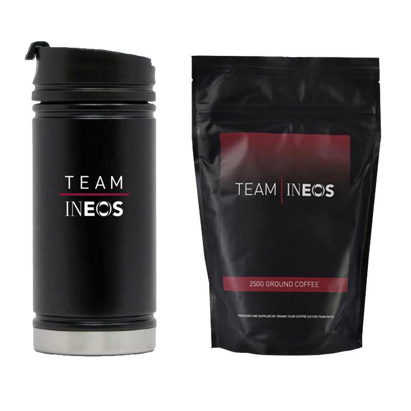Team INEOS Mizu V5 Flask with Free Coffee
