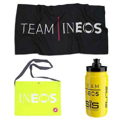 Team INEOS Musette, Towel and Bottle Bundle