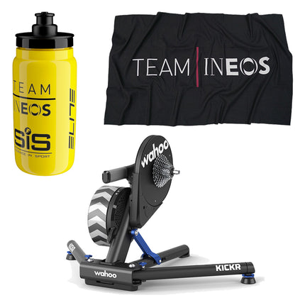 KICKR Indoor Power Trainer Bundle