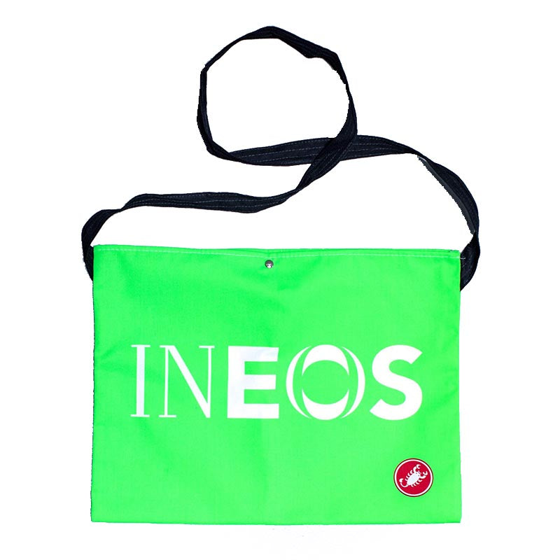 Team INEOS Musette - Fluro Green