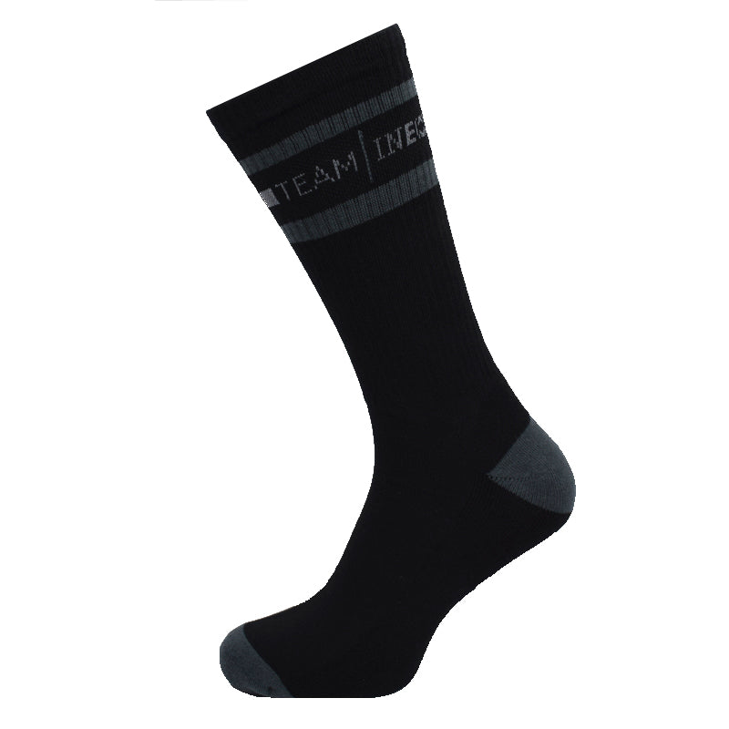 Team INEOS Exclusive Black Edition Tube Sock Black/Grey