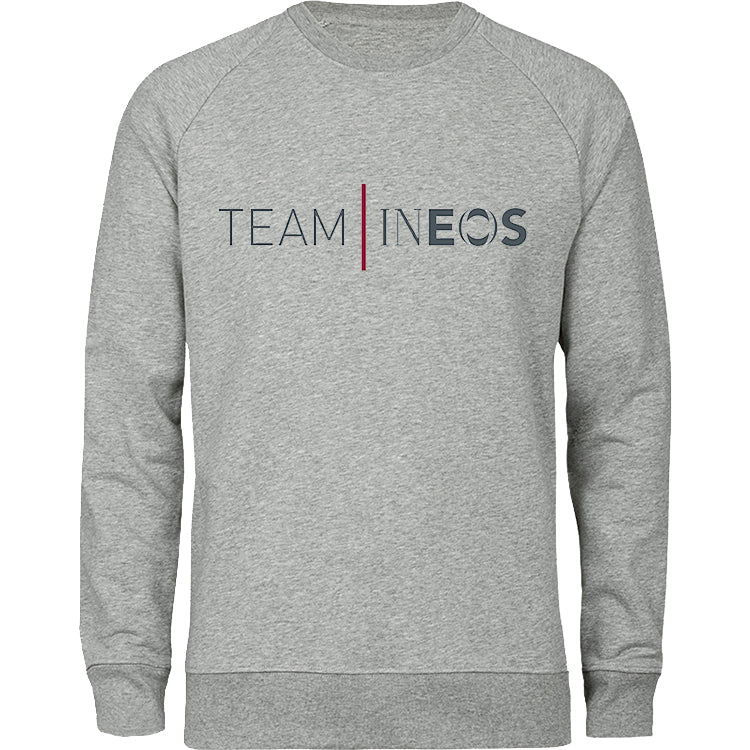 Team INEOS Logo Sweatshirt Grey